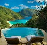 Guana Island, Caribbean