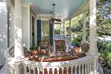Grand porch