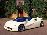 car-hoouse-Ford-gt-90-exotic-white