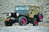 1948 Willys Jeep CJ