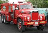 Mack B61 fire Dept tanker truck