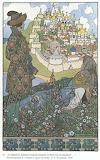 """""""Fairy Tale"""" 'Fairytale of the Tsar Saltan"""" """"Ivan Bilibin"""""""