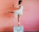 Ballerina Sadie Black
