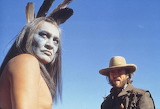 The Outlaw Josey Wales with Clint Eastwood and Will Sampson