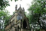 Creepy Mausoleum