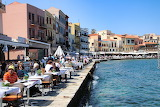 Easter Sunday Chania harbour 2018
