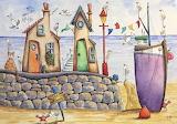 Seaside by Julia Pamely