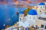 Santorini island-Greece