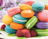 Macarons @ Pinterest...