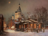 Vladimir Yurievich Zhdanov - zima