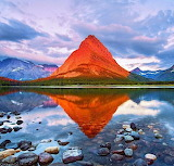 Mount Grinnell, USA