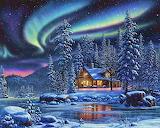 *Winter Night...