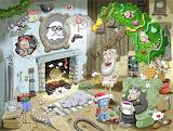 Christmas at Chaos House