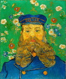 The postman joseph roulin van gogh