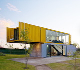 Shipping container house3