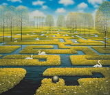 Spring labyrinth Yerka