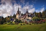 Peles Castle, Rumänien