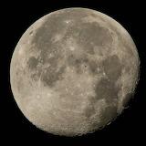 ISS transits the moon, NASA
