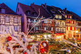 the magic of Christmas at Colmar, France