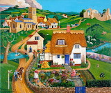 Blue Gate Cottage~ Bob Pettes