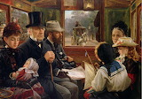 Omnibus Ride to Piccadilly Circus~ Morgan, Alfred 3