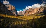 Yosemite-National Park Valley California
