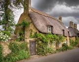 ^ Pye Corner Cottage, Cotswolds, England