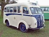 1950 Austin K8 Mini Bus