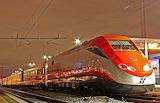 ETR 500 Italy Train