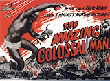 The Amazing Colossal Man lobby card