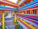 Rainbow Singapore school