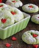 ^ Grinch cookies