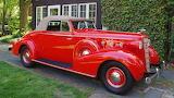 ^ 1935 La Salle Convertible Coupe