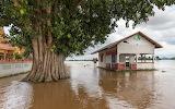 Flooding Natural Disaster Laos 2019
