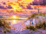 Golden Tide by Abraham Hunter