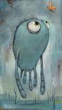 Mateo Dineen, Illustration, Creature