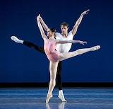 Boston Ballet Kathleen Breen Combes and James Whiteside in Georg