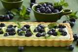 Pie Blueberries