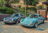 Porsche x 2