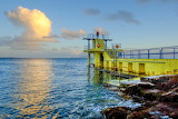 Blackrock Diving Tower, Salthill by Todd Parker