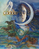 Celtic Goddess by Helena Nelson-Reed