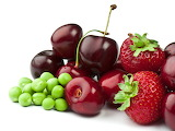 Food Berries and fruits and nuts1