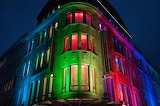 Lighted Building, Germany