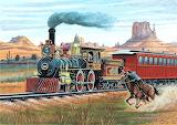 Treno-cavallo la gara-Giovanni Cremonini