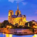 Notre Dame Cathedral, Paris...