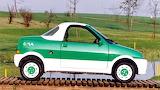 1992 Fiat Cinquecento Cita