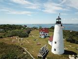 Bakers Island Light Station