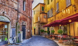 Italy, Lucca