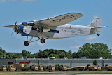 Vintage 1929 Ford Tri-Motor NC8407 Eastern Air Transport