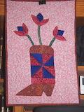 Boot flower 1